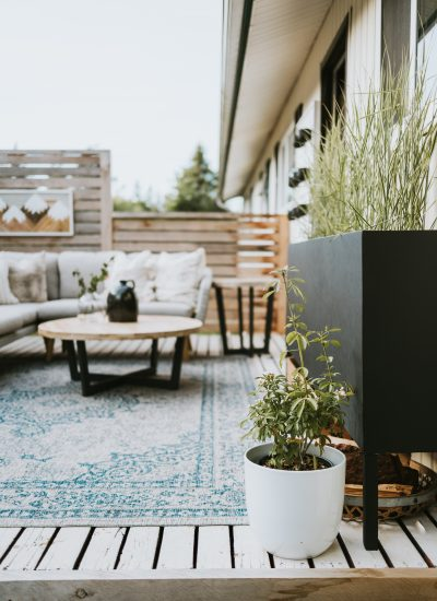 """Restoration Hardware Inspired Planter. Do you love the """"Estate Zinc Planters"""" but you can't afford the price? This beginner tutorial will cost under 50.00"""