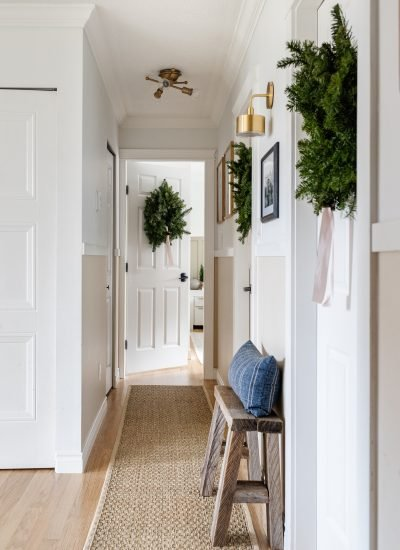 Vintage and Organic 2020 Holiday Home Tour