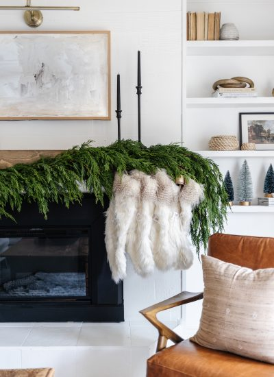 How To Make Your Own Real Christmas Garland